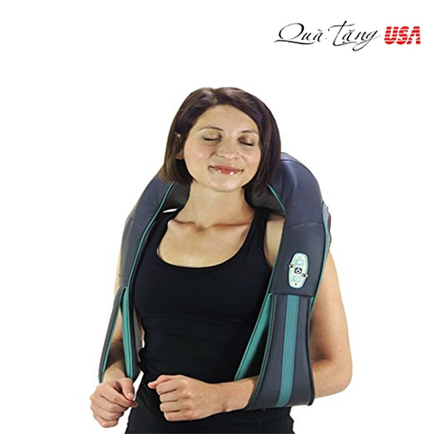 Mát xa đa năng truMedic Instashiatsu Plus Neck and Shoulder Massager