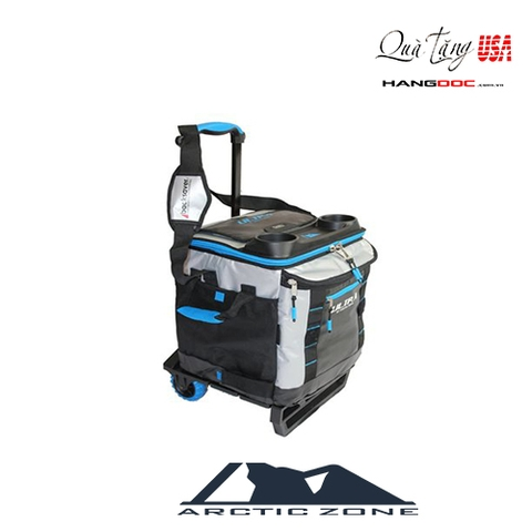 Túi giữ lạnh Arctic Zone Ultra Collapsible Rolling Wheel Cooler