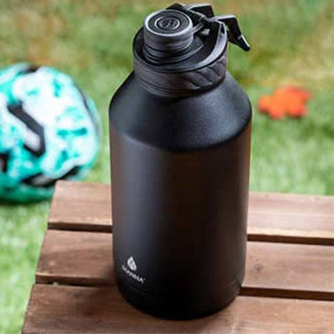 Bình giữ nhiệt Manna Convoy Double Wall Vacuum Insulated Leakproof Lid Water Bottle 1,8L