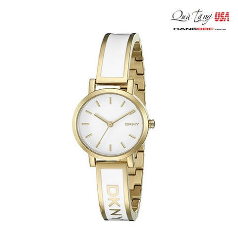 DKNY Women's  SOHO Gold Watch