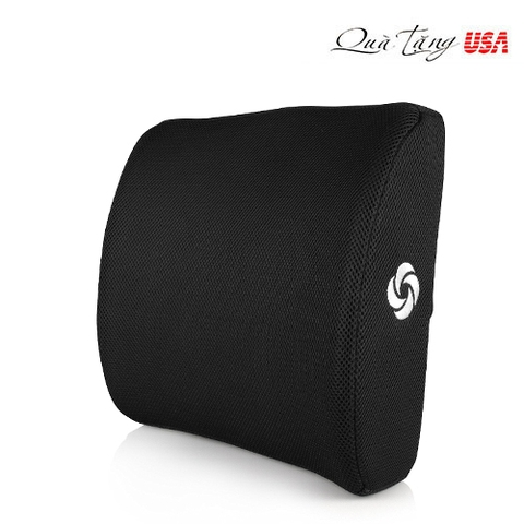 Gối tựa lưng Samsonite Memory Foam Lumbar Support Cushion