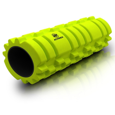 Con lăn tập thể dục - Foam Roller for Muscle Massage - Firm Premium Quality