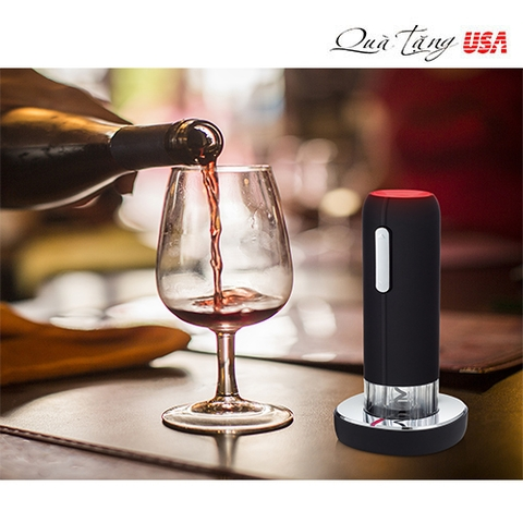 Mở nắp chai điện Brewberry Electric Wine Opener