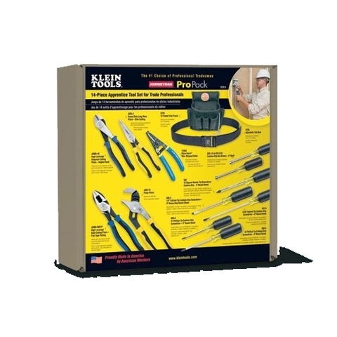 Bộ dụng cụ sửa chữa Klein tools pro pack 11 pieces 92911