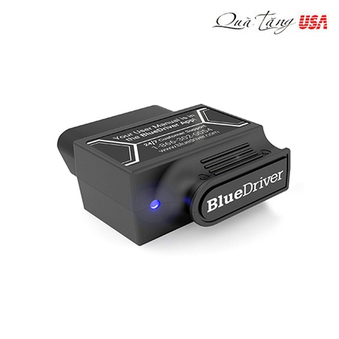 Hộp đen kiểm tra lỗi trên xe hơi BlueDriver Bluetooth Professional OBDII Scan Tool for iPhone, iPad & Android