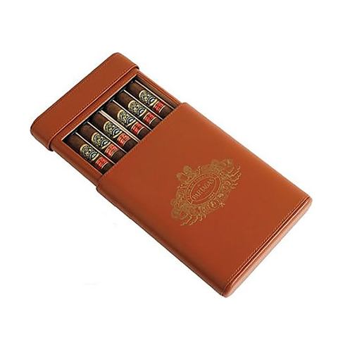 Hộp đựng cigar Partagas Leather Decadas
