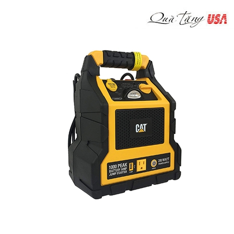 Dụng cụ xe hơi 3 in 1 CAT Professional Power Station With Jump Starter & Compressor