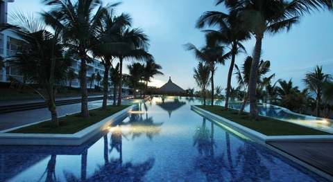 THE CLIFF RESORT & RESIDENCES 4*