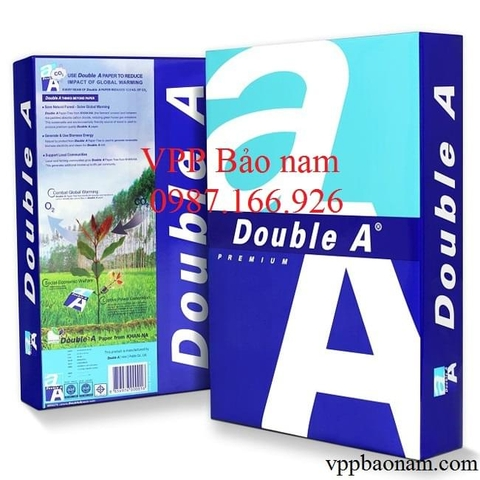 Giấy A4- Double A DL80