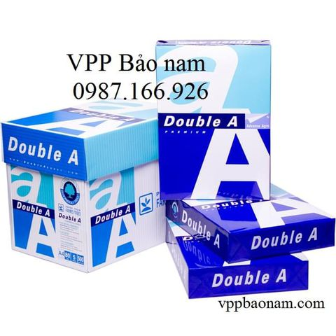 Giấy A4 Double A DL70