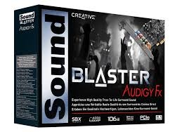 Creative Sound Blaster Audigy FX