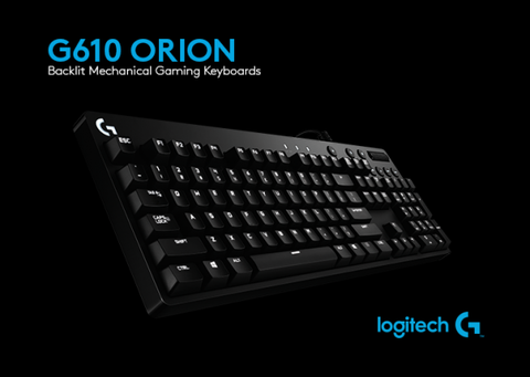 Logitech G613 Wireless Mechanical Gaming