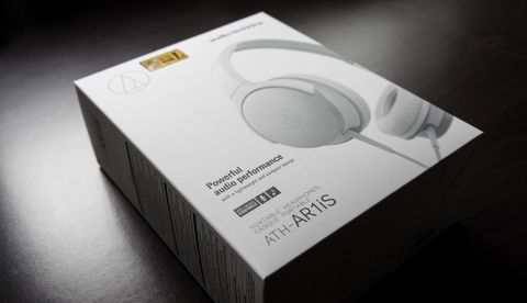 Tai nghe Audio-Technica ATH-AR1iS