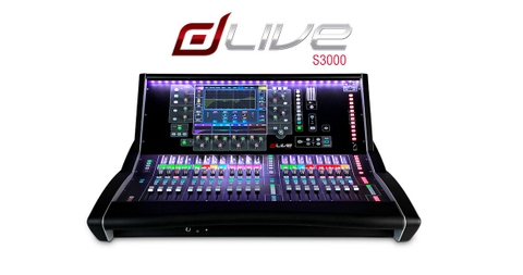 ALLEN HEATH DLIVE S3000