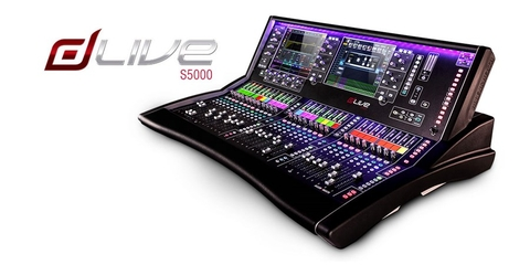 ALLEN HEATH DLIVE S5000