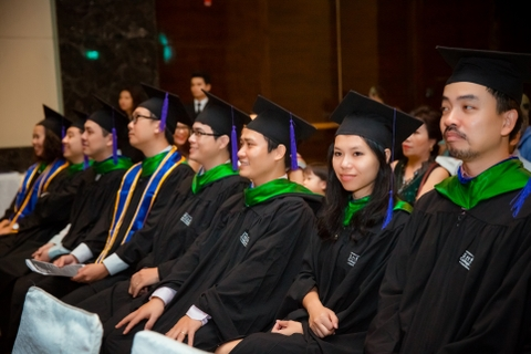 Education - VEMBA Commencement Ceremony 2016, Hanoi