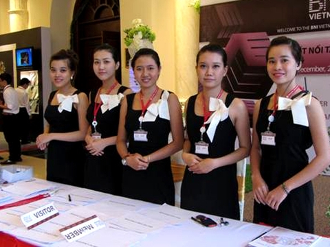 Synergy sponsor for BNI Viet Nam