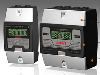 Electric meters (amsys)