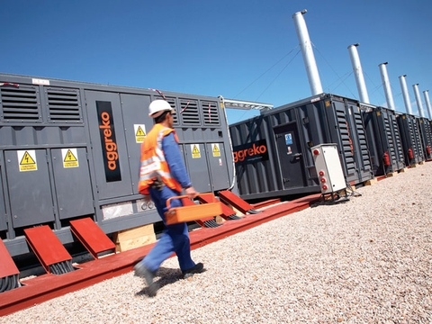 Applications of Aggreko temporary power generations