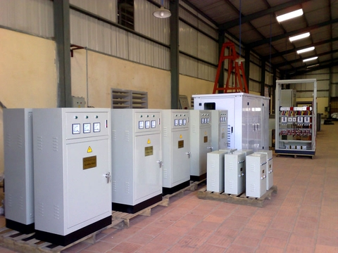 Electrical cabinets 0.4KV