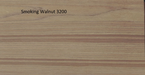 Veneer Smoking Walnut 3200