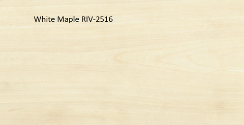 Veneer White Maple RIV - 2516
