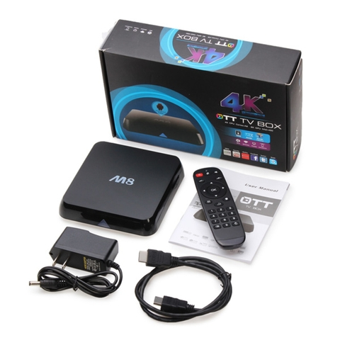 Android TV Box M8 2015