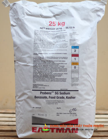 Sodium Benzoate - Natri Benzoat