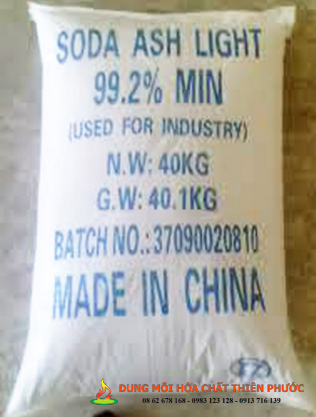 SODIUM CARBONATE( Soda Ash Light ) – NA2CO3