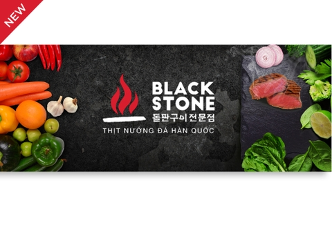 COVER FACEBOOK BLACK STONE-POSTER QUẢNG CÁO