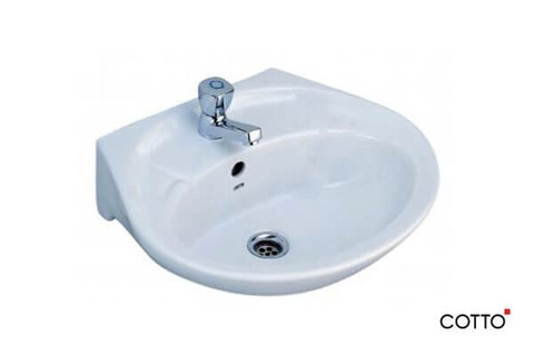 Lavabo treo tường COTTO C013