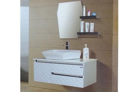 Tủ chậu rửa mặt Bross S-1408