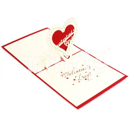 CUPID-3D CARD/POPUP CARD/LOVE AND WEDDING CARD