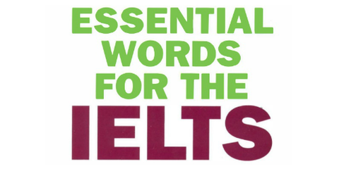 Barron's Essential Words for IELTS