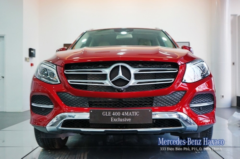 Mercedes-Benz GLE 400 Exclusive 4MATIC
