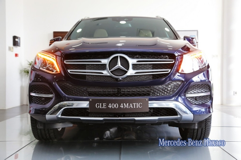 Mercedes-Benz GLE 400 4MATIC