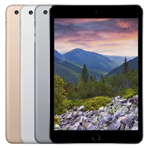 Ipad Mini  3 Wifi 4G Cellular 16GB