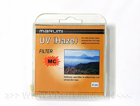 Marumi MC-UV Filter