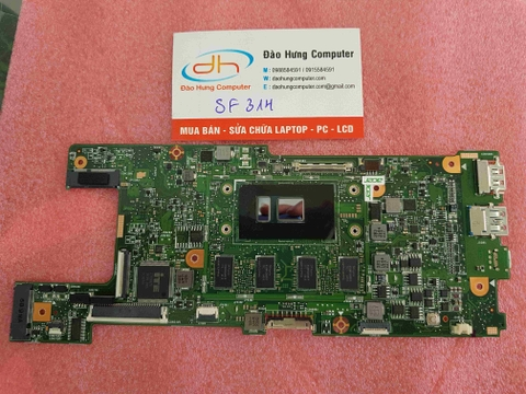 Mainboard Acer Swift SF314 i5 8250u NEW