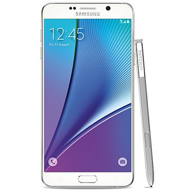 Samsung Galaxy Note 5 SM-N920T 32GB White