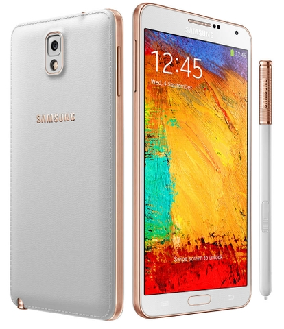 Samsung Galaxy Note 3 16GB Gold Black xách tay