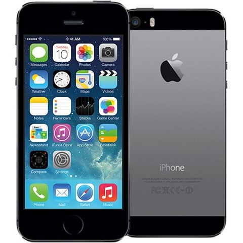 Apple iPhone 5s 64GB xách tay giá rẽ Singapore