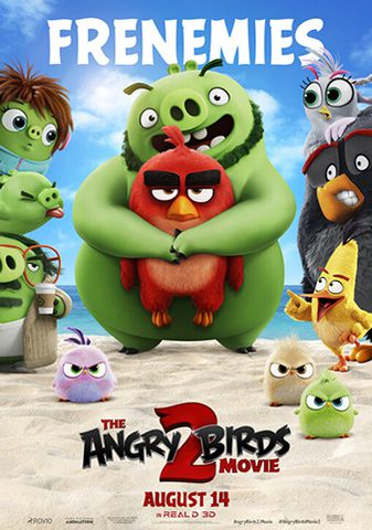 The Angry Birds Movie 2 (2019) Những Chú Chim Giận Dữ 2