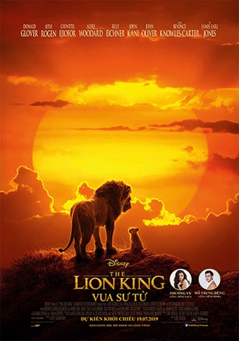 The Lion King (2019) Vua Sư Tử