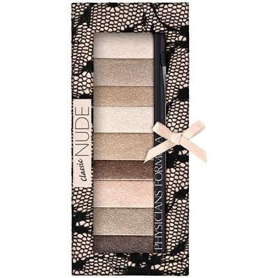 Phấn mắt Physicians Formula Shimmer Strips Custom Eye Enhancing Shadow & Liner Nude Collection