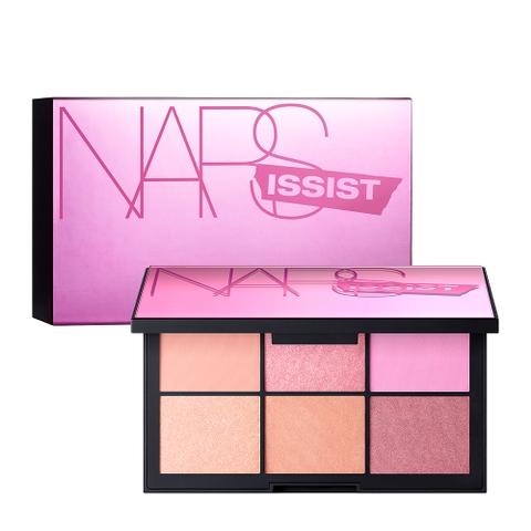 Bảng phấn má Nars UNFILTERED II Cheek Palette  LIMITED
