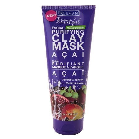 Đắp Mặt Nạ Freeman Feeling Beautiful Clay Purifying Facial Mask