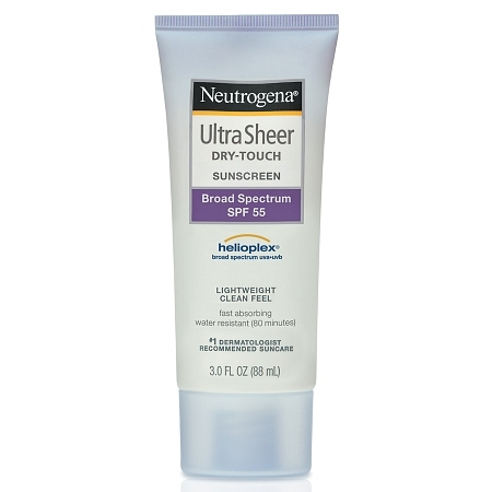 Kem Chống Nắng Neutrogena Ultra Sheer Dry-Touch Sunblock Broad Spectrum SPF 55 -88ml