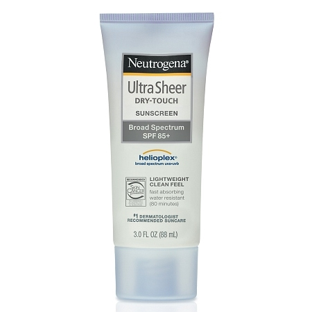 Kem Chống Nắng Neutrogena Ultra Sheer Dry-Touch Sunblock Lotion SPF 85