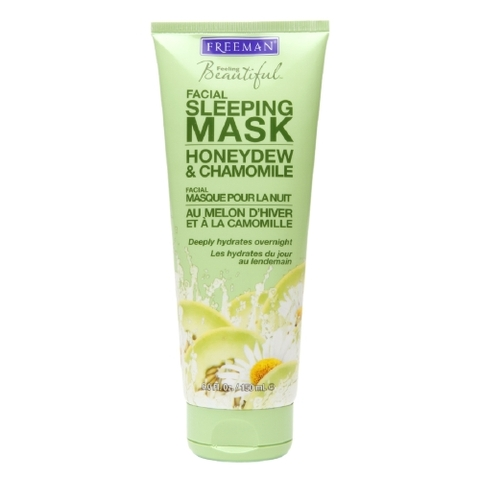 Mặt Nạ  Ngủ  Freeman Feeling Beautiful Facial Sleeping Mask Honeydew & Chamomile